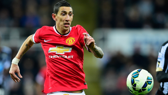 Di Maria to link up with Man United squad, before being SOLD NEXT WEEK