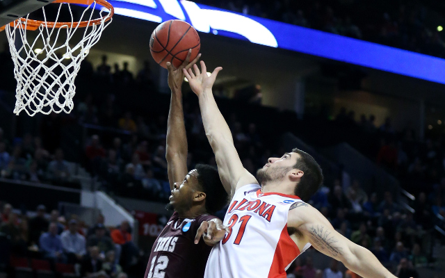 (Video) March Madness 2015: #2 Arizona steamrolls #15 Texas Southern, 93-72