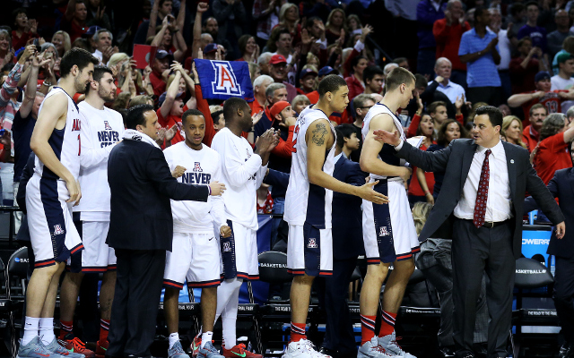 (Video) NCAA March Madness 2015: #2 Arizona moves onto Sweet 16 with convincing win over #10 Ohio State