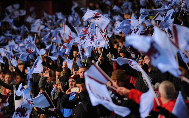 FA charge Aston Villa and Reading for crowd disturbances during FA Cup quarter-finals