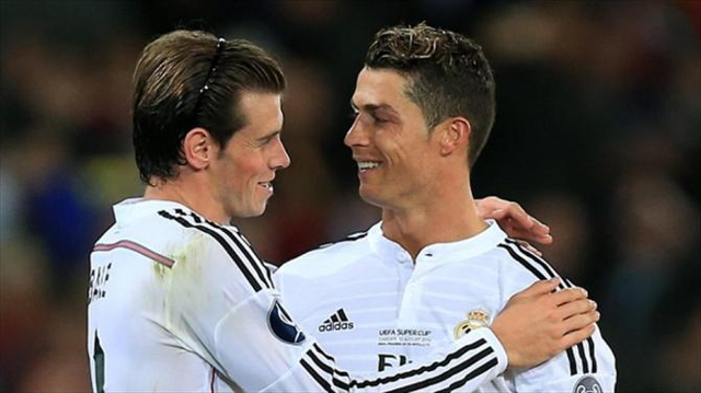Real Madrid decide which one of Ronaldo and Bale will LEAVE this summer