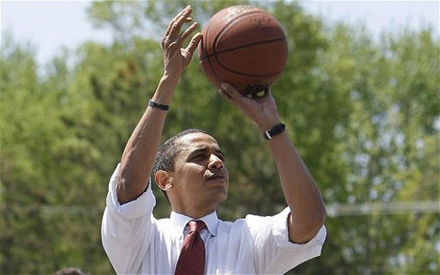 "Barack Obama labels NCAA ""unfair"" but comes out against paying student athletes"