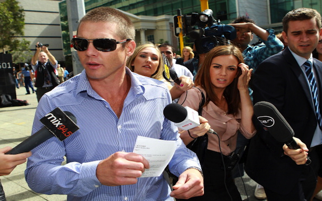 Six Biggest Bad Boys of Australian Sport: Will former West Coast Eagles star Ben Cousins make the cut?