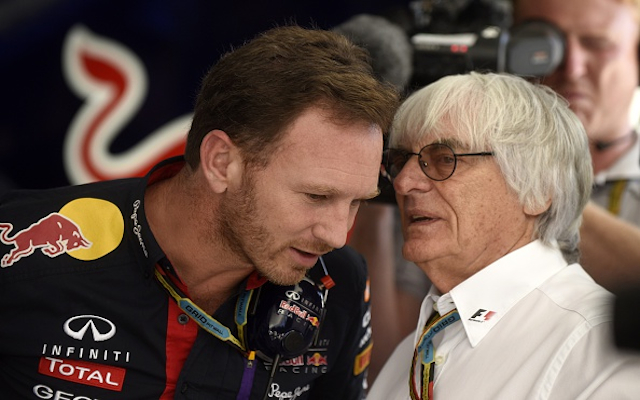 F1 supremo Bernie Ecclestone backs Red Bull plea to rein in Mercedes dominance