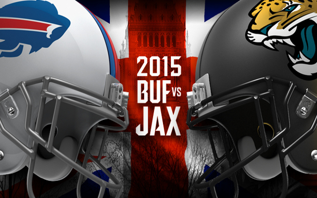NFL London: Bills vs. Jaguars will be online exclusive broadcast for first time ever
