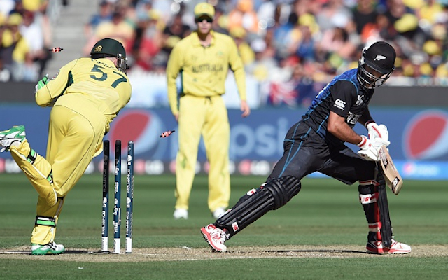 (Video) Cricket World Cup Final highlights: New Zealand stutter to total of 183 against Australia