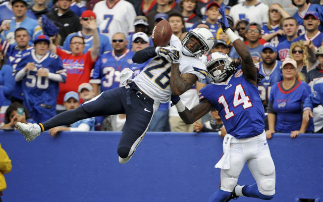 San Diego Chargers re-sign CB Brandon Flowers on 4-year deal