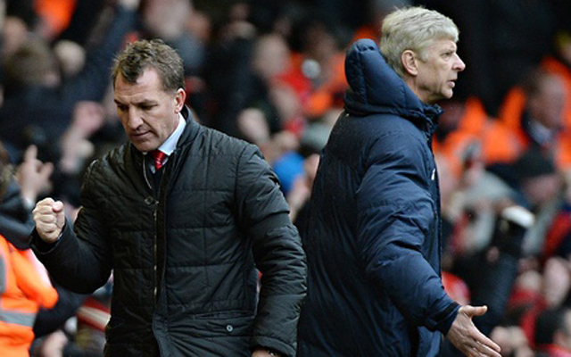 (Image) Who's been the best Premier League team this year – Liverpool or Arsenal?
