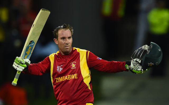 Cricket World Cup 2015: Zimbabwe star batsman Brendan Taylor calls time on international career