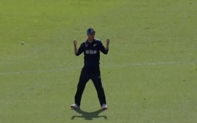 (Video) WTF? New Zealand skipper Brendon McCullum makes hilarious fielding error against Bangladesh