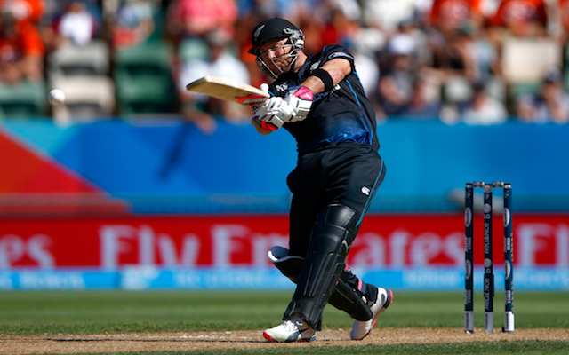 Birmingham Bears capture signing of New Zealand star Brendon McCullum for T20 Blast