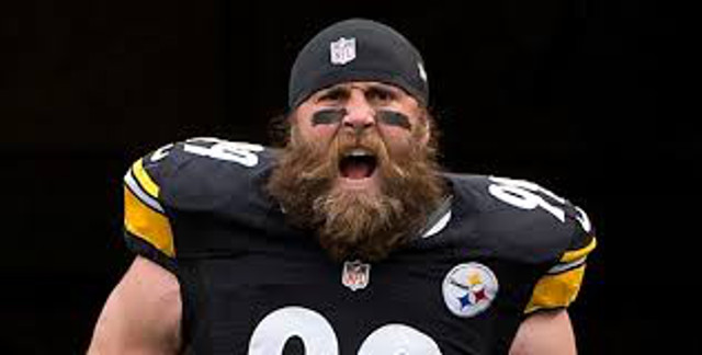 Pittsburgh Steelers release bearded veteran DE Brett Keisel