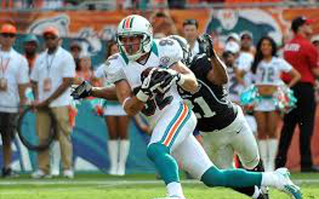 Cleveland Browns sign recently cut WR Brian Hartline to two-year contract