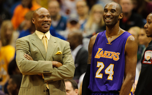 "NBA news: Los Angeles Lakers president says next season will be ""celebration"" of Kobe Bryant"