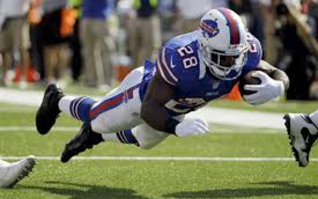 New Orleans Saints reload offense by signing RB C.J. Spiller to four-year contract
