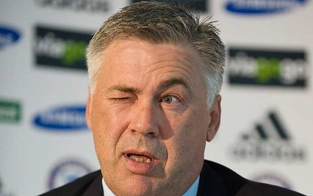 Ex-Chelsea manager tipped to replace Carlo Ancelotti at Real Madrid