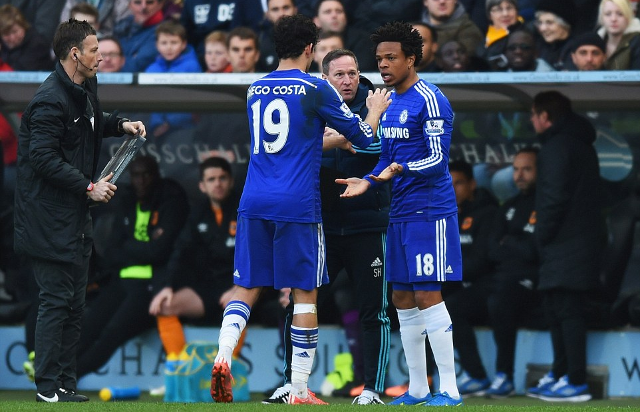 Chelsea's strength in depth: Five backup stars who've aided Premier League title push, including Loic Remy