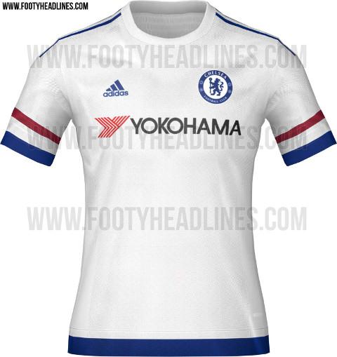 Chelsea Yokohama Away