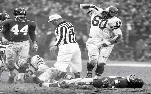 Philadelphia Eagles Hall of Famer Chuck Bednarik dies at 89