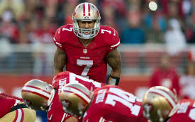 San Francisco 49ers HC Jim Tomsula gives QB Colin Kaepernick vote of confidence