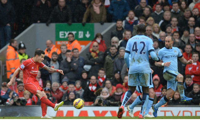 (Video) Premier League's best player in 2015? Coutinho produces another wonder-strike!