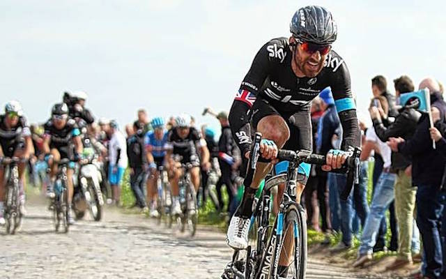 Paris-Roubaix a childhood dream reveals Bradley Wiggins