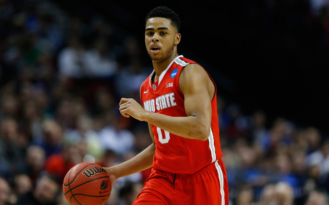 (Video) WATCH: Los Angeles Lakers select D'Angelo Russell with No.2 overall pick at NBA Draft 2015