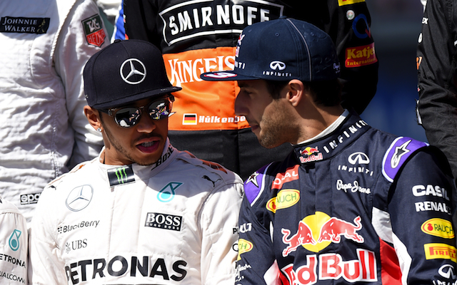 Formula 1: Red Bull star Daniel Ricciardo labels Lewis Hamilton dominance 'boring' after Australian GP win