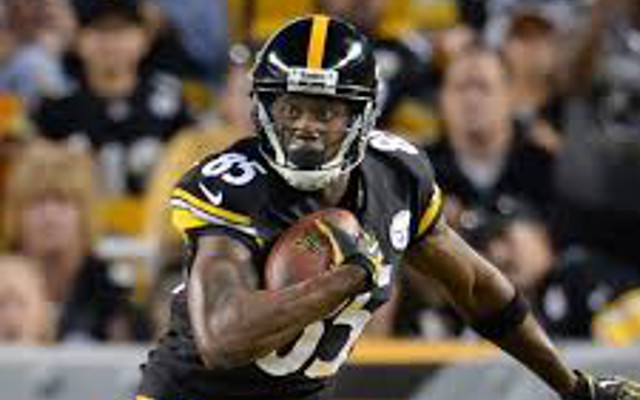 Pittsburgh Steelers re-sign draft bust WR Darrius Heyward-Bey to one-year deal