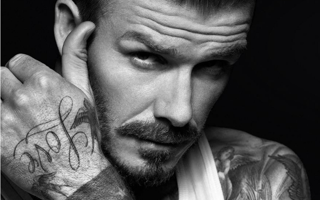 (Video) David Beckham stars in new H&M advert
