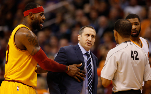 NBA news: David Blatt and Cleveland Cavaliers avoid timeout blunder