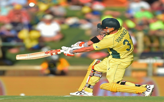 (Video Highlights) Australia SMASH Cricket World Cup record score v Afghanistan as David Warner tonks 178!