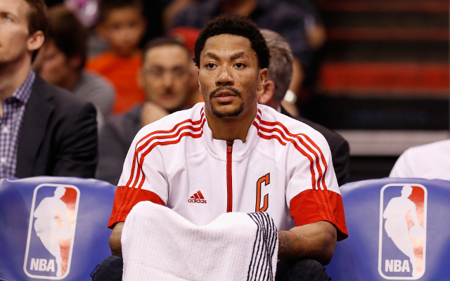 NBA news: Derrick Rose takes blame for last-second Chicago Bulls loss