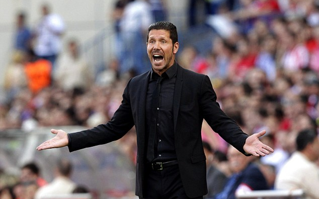 Man City REFUSE to back down as they approach Atletico Madrid boss Diego Simeone