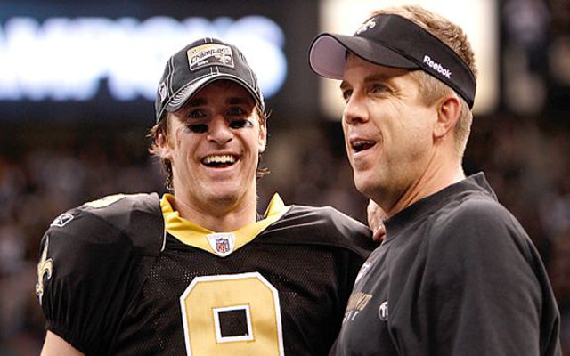 New Orleans Saints coach speaks out on Drew Brees trade rumors