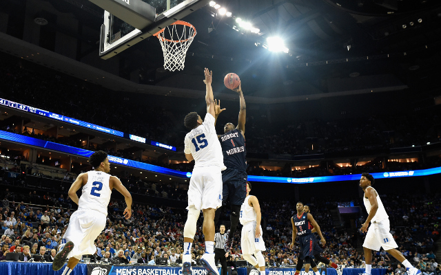 (Video) NCAA March Madness 2015: #1 Duke dominates #16 Robert Morris, 85-56