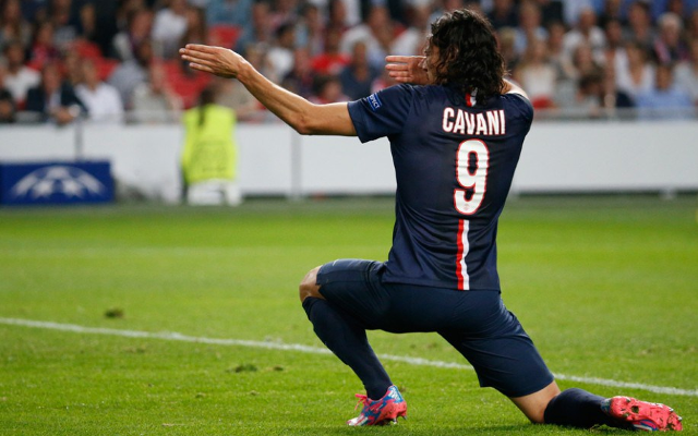 Arsenal should BIN Karim Benzema bid because Edinson Cavani is MUCH better