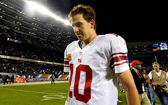 New York Giants expected to let QB Eli Manning play out his contract