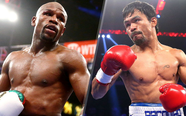 Mayweather vs Pacquiao: Pac-Man insists that his rival is worried
