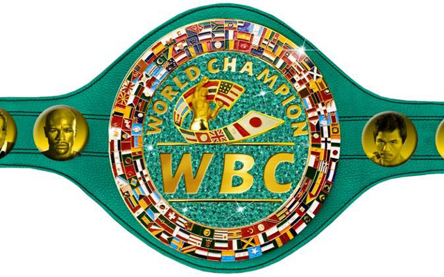Boxing news: WBC unveil emerald belt for winner of Floyd Mayweather vs Manny Pacquiao