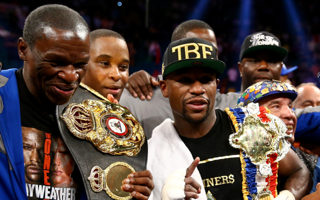 Floyd Mayweather says his last fight will be in September
