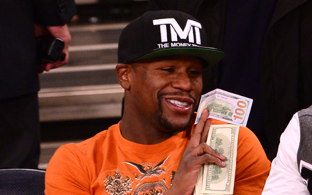Floyd Mayweather: I'm better than Muhammad Ali