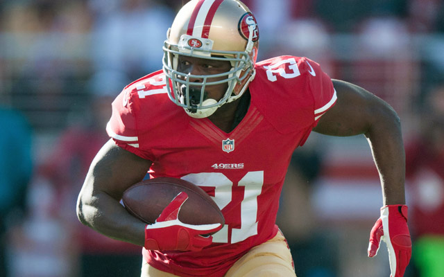 Philadelphia Eagles to sign 49ers RB Frank Gore