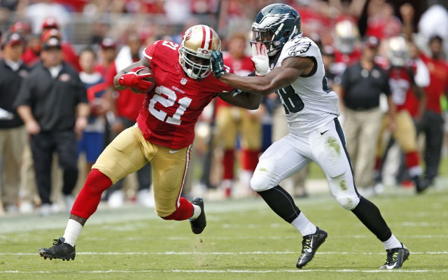 Indianapolis Colts among suitors for free-agent RB Frank Gore