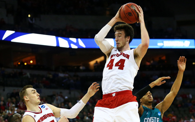 NBA rumors: New York Knicks to meet with prospect Frank Kaminsky ahead of Draft