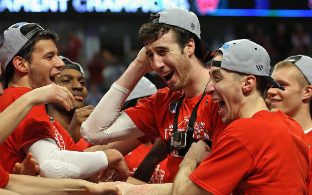 Wisconsin star Frank Kaminsky named AP Player of the Year