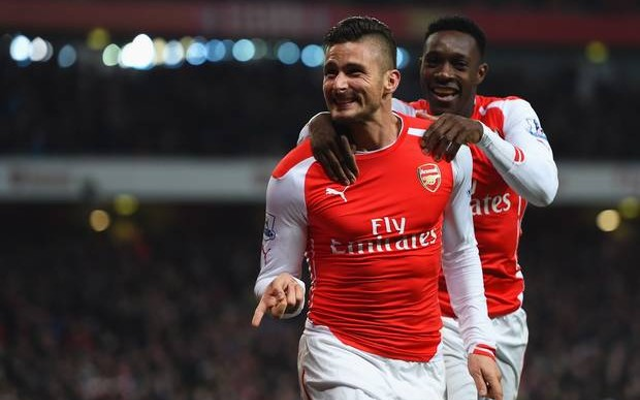 Arsenal ready to axe Giroud & Welbeck to sign £45.3m attacking duo, including Man Utd target