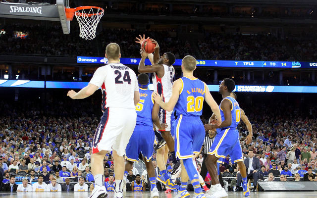 (Video) NCAA March Madness 2015: UCLA's Cinderella run ends in loss to Gonzaga