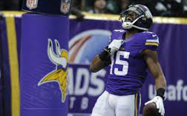 Minnesota Vikings release veteran WR Greg Jennings after just two seasons