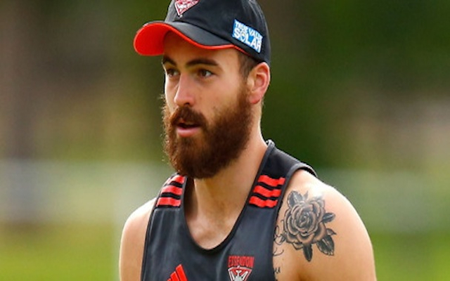 Hal Hunter revealed as former Essendon player suing Bombers, AFL